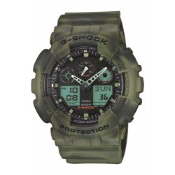 GA-100MM-3AER G-SHOCK CASIO