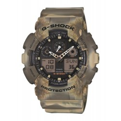GA-100MM-5AER G-SHOCK CASIO