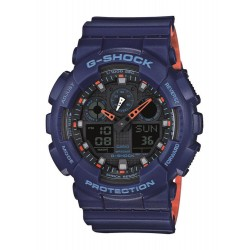 GA-100L-2AER G-SHOCK CASIO